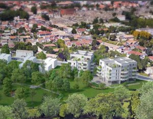 Achat / Vente programme immobilier neuf Bègles proche parc Mussonville (33130) - Réf. 3740