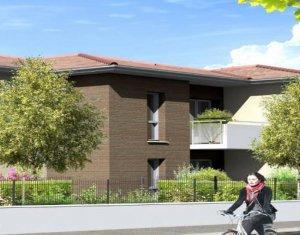 Achat / Vente programme immobilier neuf Biganos a deux pas du centre-ville (33380) - Réf. 4555