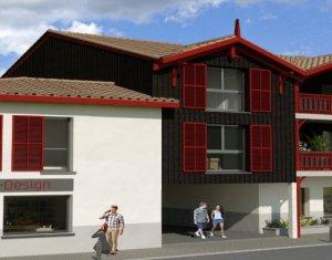 Achat / Vente programme immobilier neuf Biganos centre-ville et proche école (33380) - Réf. 4109
