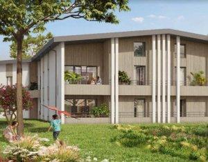 Achat / Vente programme immobilier neuf Blanquefort proche centre-ville (33290) - Réf. 4337