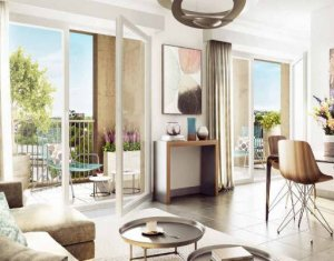 Achat / Vente programme immobilier neuf Bordeaux à 5 minutes à pied de la Gare (33000) - Réf. 4400