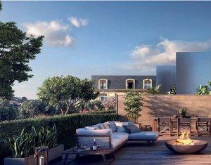 Achat / Vente programme immobilier neuf Bordeaux à 500m du Parc Bordelais (33000) - Réf. 5319