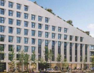 Achat / Vente programme immobilier neuf Bordeaux au coeur du campus universitaire de la Bastide (33000) - Réf. 3868