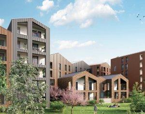Achat / Vente programme immobilier neuf Bordeaux au cœur du quartier Bassins à flot (33000) - Réf. 6216