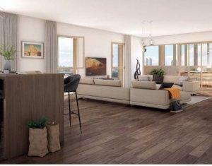 Achat / Vente programme immobilier neuf Bordeaux au pied du Pont Jacques Chaban-Delmas (33000) - Réf. 4021