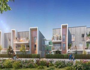 Achat / Vente programme immobilier neuf Bordeaux Caudéran 12min à pied du Parc Bordelais (33000) - Réf. 5627