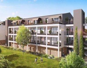 Achat / Vente programme immobilier neuf Bordeaux Caudéran - quartier Stéhélin (33000) - Réf. 3042