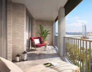 Achat / Vente programme immobilier neuf Bordeaux cœur écoquartier Brazza (33000) - Réf. 3093