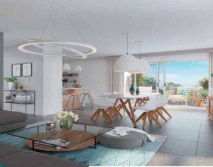 Achat / Vente programme immobilier neuf Bordeaux cœur quartier Ginko (33000) - Réf. 3383