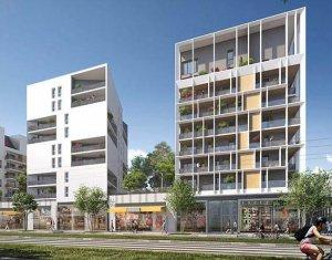 Achat / Vente programme immobilier neuf Bordeaux éco-quartier Ginko (33000) - Réf. 2466