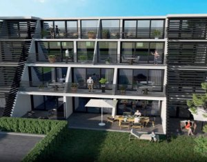 Achat / Vente programme immobilier neuf Bordeaux entre Caudéran et Le Bouscat (33000) - Réf. 5510