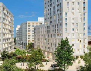 Achat / Vente programme immobilier neuf Bordeaux Jardin de l'Ars (33000) - Réf. 6016