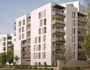 Achat / Vente programme immobilier neuf Bordeaux nord Chartrons (33000) - Réf. 3406