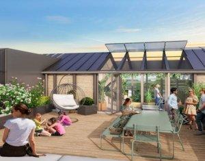 Achat / Vente programme immobilier neuf Bordeaux proche cité du vin des Bassins à Flot (33000) - Réf. 6010