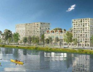Achat / Vente programme immobilier neuf Bordeaux proche Euratlantique (33000) - Réf. 5995