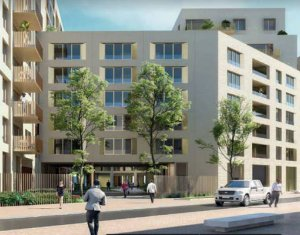 Achat / Vente programme immobilier neuf Bordeaux proche place Fernand Buisson (33000) - Réf. 3903