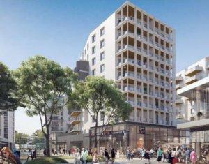 Achat / Vente programme immobilier neuf Bordeaux proche quartier Le Lac (33000) - Réf. 2744