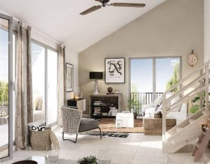 Achat / Vente programme immobilier neuf Bordeaux quartier Bastide Niel (33000) - Réf. 4804