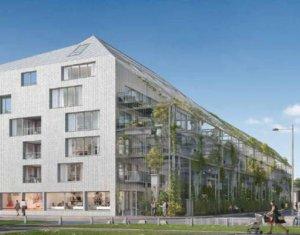 Achat / Vente programme immobilier neuf Bordeaux quartier Bastide Niel (33000) - Réf. 2823