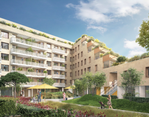 Achat / Vente programme immobilier neuf Bordeaux Quartier Bordeaux Belvédère (33000) - Réf. 2559