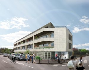Achat / Vente programme immobilier neuf Bordeaux quartier Bordeaux-Caudéran proche du Parc Bordelais (33000) - Réf. 2525