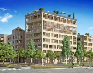 Achat / Vente programme immobilier neuf Bordeaux quartier Brazza (33000) - Réf. 2344