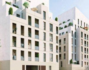 Achat / Vente programme immobilier neuf Bordeaux quartier de La Bastide (33000) - Réf. 3792