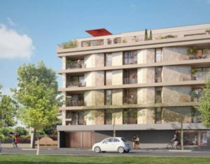 Achat / Vente programme immobilier neuf Bordeaux quartier de la Bastide (33000) - Réf. 2739
