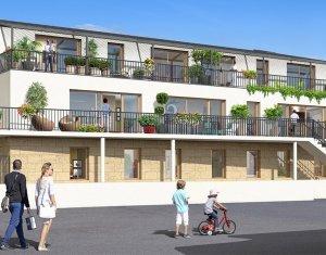 Achat / Vente programme immobilier neuf Bordeaux quartier des Chartrons (33000) - Réf. 2125
