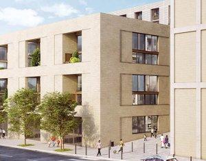 Achat / Vente programme immobilier neuf Bordeaux quartier Saint-Germain (33000) - Réf. 2391