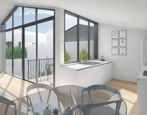 Achat / Vente programme immobilier neuf Bordeaux secteur Chartrons (33000) - Réf. 4288