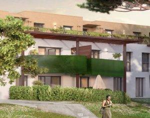 Achat / Vente programme immobilier neuf Bruges proche ligne C du tramway (33520) - Réf. 4546