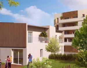 Achat / Vente programme immobilier neuf Bruges proche tramway et hippodrome (33520) - Réf. 2387