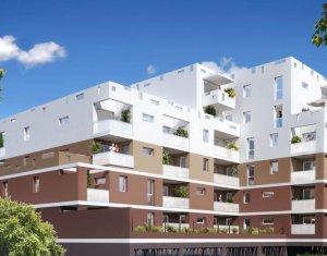 Achat / Vente programme immobilier neuf Cenon arrêt Tram Pelletan (33150) - Réf. 1502