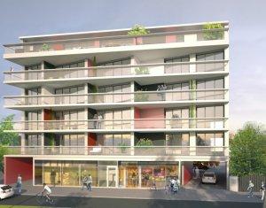 Achat / Vente programme immobilier neuf Cenon Palmer tram à 100m (33150) - Réf. 665