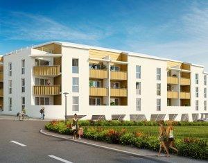 Achat / Vente programme immobilier neuf Cenon tram Jean Zay (33150) - Réf. 888