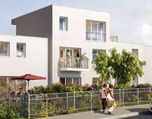 Achat / Vente programme immobilier neuf Eysines aux portes du Médoc (33320) - Réf. 447