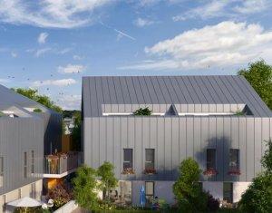 Achat / Vente programme immobilier neuf Eysines proche du futur tramway D (33320) - Réf. 990