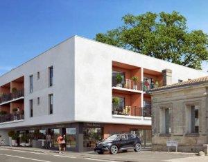 Achat / Vente programme immobilier neuf Eysines quartier du Grand Louis (33320) - Réf. 3654