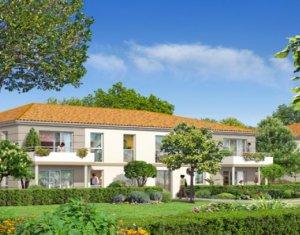Achat / Vente programme immobilier neuf Fargues-Saint-Hilaire centre-ville (33370) - Réf. 24