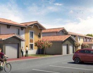Achat / Vente programme immobilier neuf Gujan-Mestras proche du centre-ville (33470) - Réf. 7