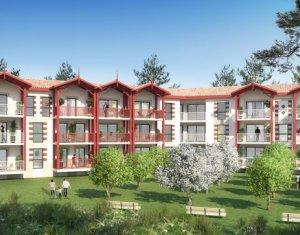 Achat / Vente programme immobilier neuf La-Teste-de-Buch à 3 minutes du bus (33260) - Réf. 4184