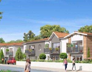 Achat / Vente programme immobilier neuf La Teste-De-Buch proche de la plage (33260) - Réf. 1026