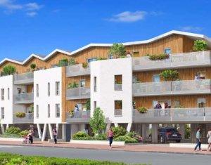 Achat / Vente programme immobilier neuf La Teste-De-Buch quartier de La Teste-Centre (33260) - Réf. 952