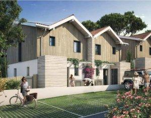 Achat / Vente programme immobilier neuf Lacanau à 300m de la plage sud (33680) - Réf. 6298