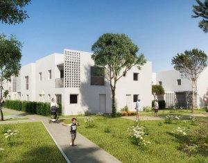 Achat / Vente programme immobilier neuf Landegrand proche hyper marché (33290) - Réf. 2179