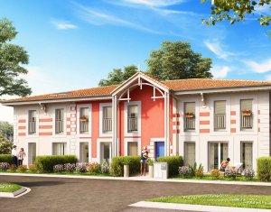 Achat / Vente programme immobilier neuf Lanton en bordure de la piste cyclable (33138) - Réf. 536
