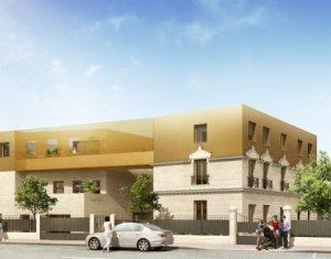 Achat / Vente programme immobilier neuf Le Bouscat entre le Parc Bordelais et le golf (33110) - Réf. 307