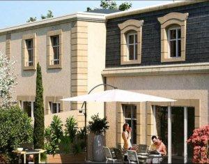 Achat / Vente programme immobilier neuf Le Bouscat quartier Sainte Clotilde proche tramway (33110) - Réf. 3591