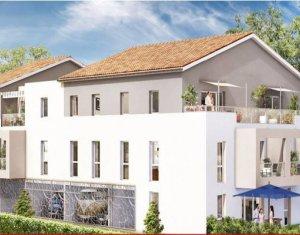 Achat / Vente programme immobilier neuf Le Taillan Médoc, proche future station Tram (33320) - Réf. 5201
